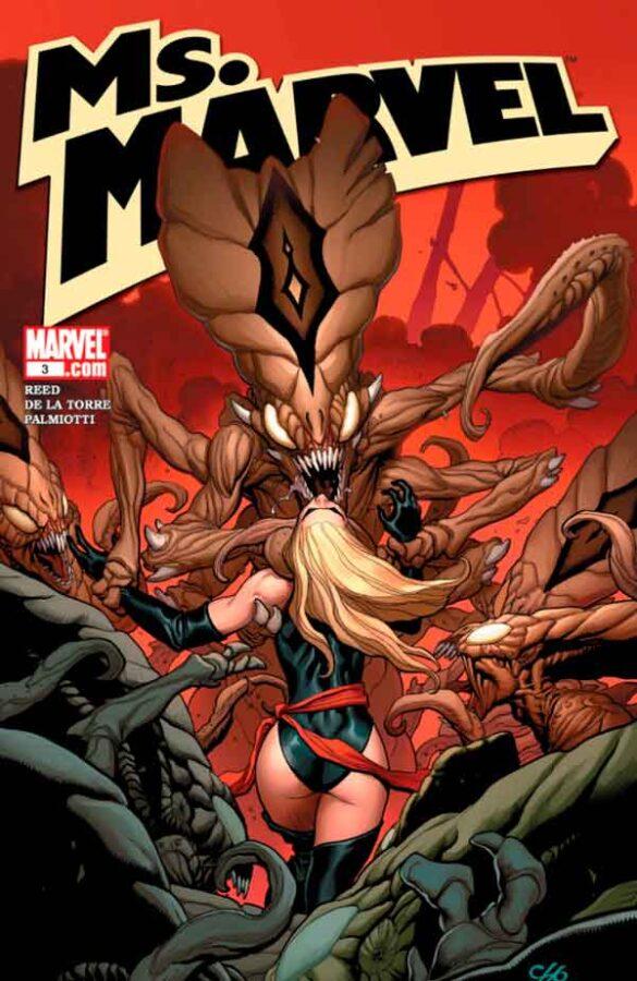 Мисс Марвел Том 2 #3 Ms. Marvel Vol 2 #3 скачать читать комиксы онлайн