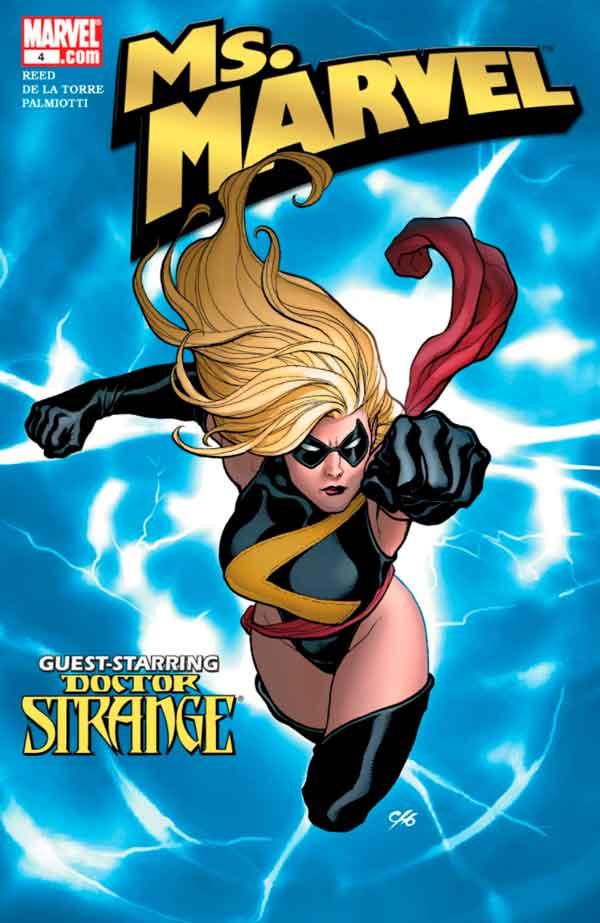 Мисс Марвел Том 2 #4 Ms. Marvel Vol 2 #4 скачать читать комиксы онлайн