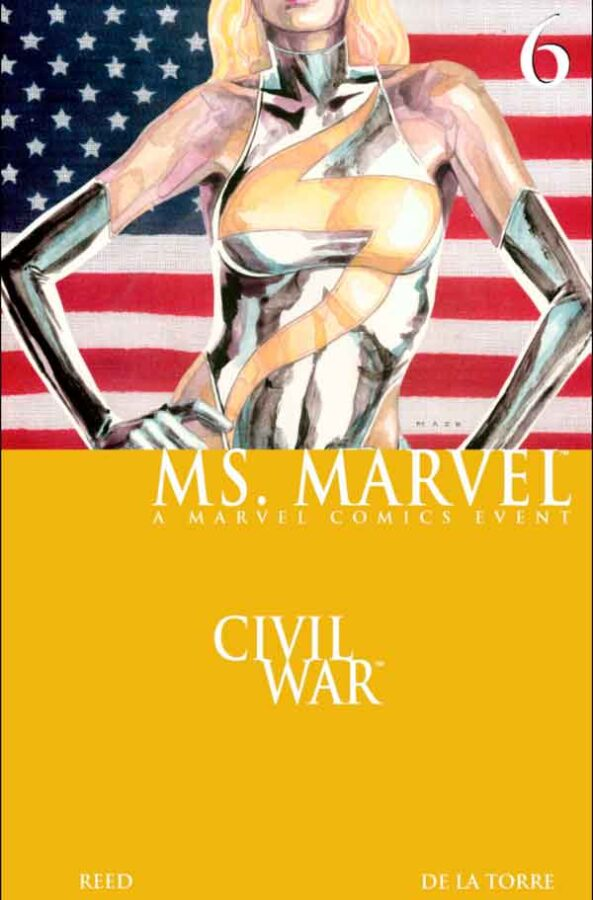 Мисс Марвел Том 2 #6 Ms. Marvel Vol 2 #6 скачать читать комиксы онлайн