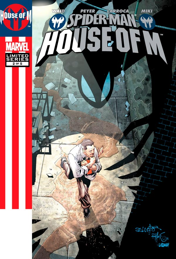 Человек-Паук День М #2 Том 1 Spider-Man: House of M Vol 1 #2 читать скачать комиксы онлайн