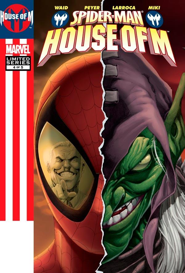 Человек-Паук День М #4 Том 1 Spider-Man: House of M Vol 1 #4 читать скачать комиксы онлайн
