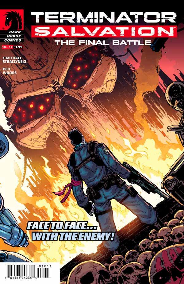 Terminator Salvation The Final Battle #10 Терминатор Спасение. Финальная битва #10 читать скачать комиксы онлайн
