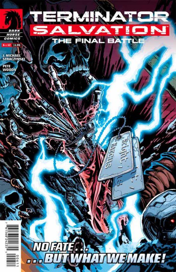 Terminator Salvation The Final Battle #6 Терминатор Спасение. Финальная битва #6 читать скачать комиксы онлайн
