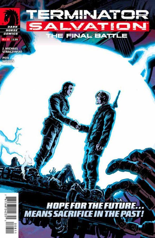 Terminator Salvation The Final Battle #8 Терминатор Спасение. Финальная битва #8 читать скачать комиксы онлайн