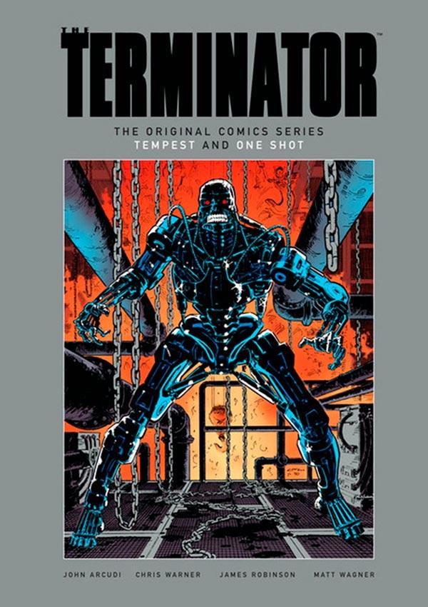 The Terminator: Tempest #1-4 Терминатор: Буря #1-4 читать скачать комиксы онлайн