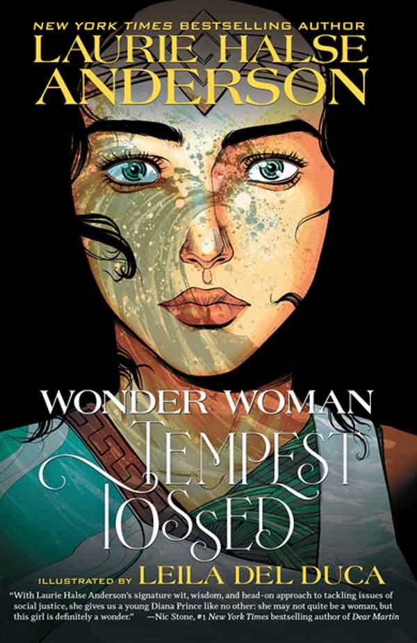 Чудо Женщина Штормовые Удары, Wonder Woman: Tempest Tossed, Комиксы Чудо Женщина