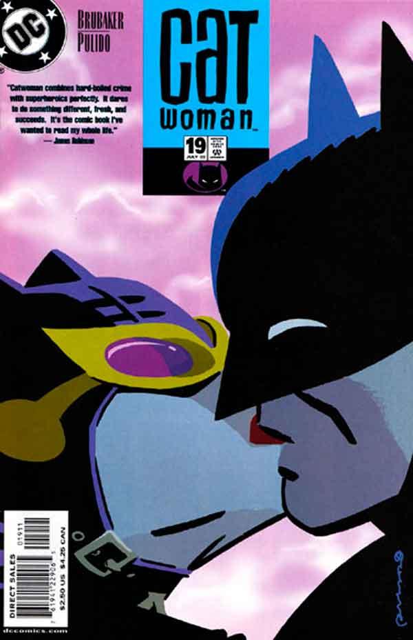 Женщина Кошка Том 3 #19, Catwoman #19 Vol 3, комиксы женщина кошка