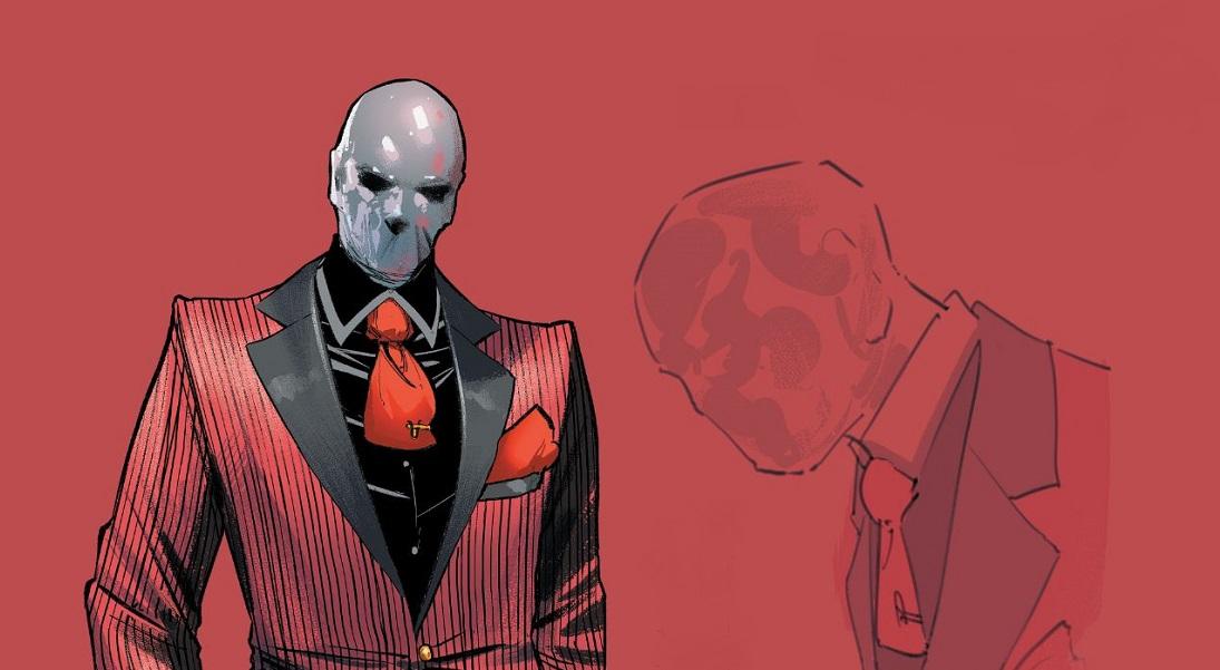 Underbrocker, Бэтмен #94, новый персонаж Дс, DC