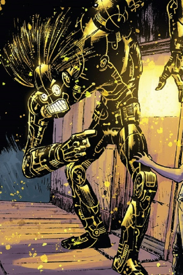 Чернокнижник (Warlock), комиксы Новые Мутанты, комиксы Люди Икс