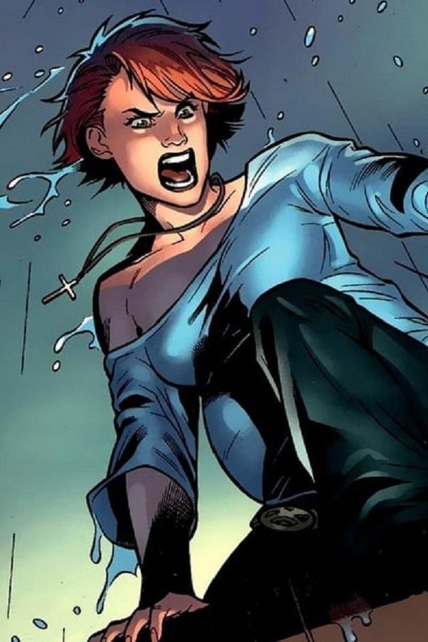 Оборотень — Рэйни Синклер (Rahne Sinclair), комиксы Новые Мутанты, комиксы Люди Икс