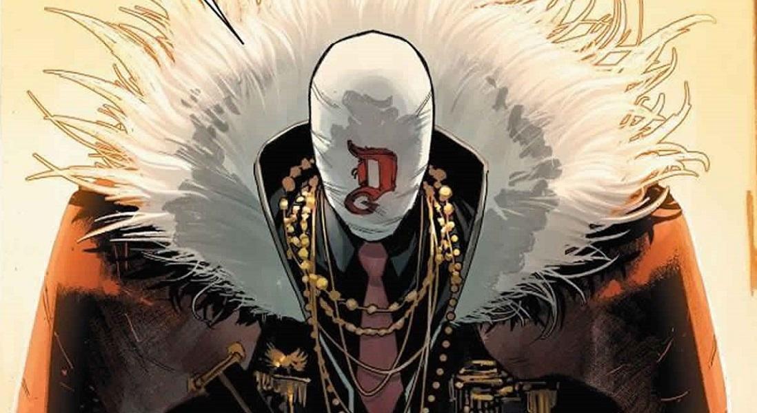 Бэтмен Конструктор ДС, история персонажа Конструктора, Бэтмен против Конструктора, Бэтмен #94