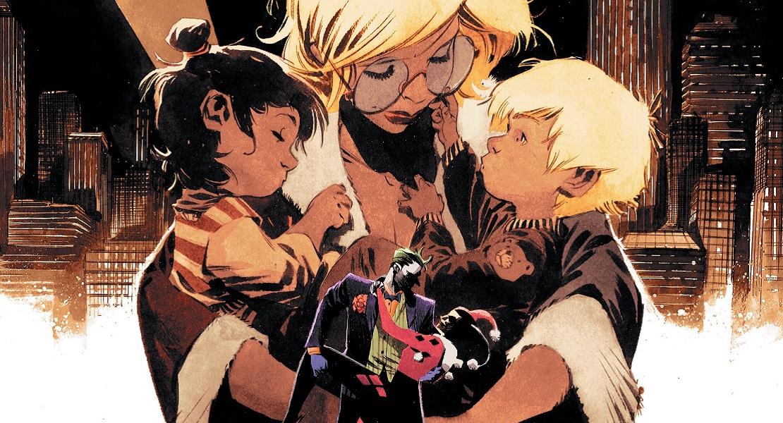 Batman White Knight Presents Harley Quinn, Бэтмен: Белый Рыцарь представляет Харли Квинн, комиксы читать Харли Квинн