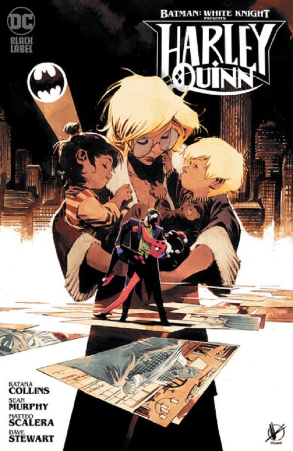 Бэтмен: Белый Рыцарь представляет Харли Квинн, комиксы Харли Квинн