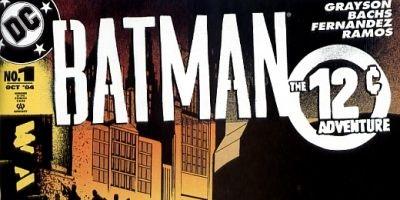 Batman: The 12-Cent Adventure, Бэтмен: 12-тицентовое приключение читать скачать комиксы онлайн