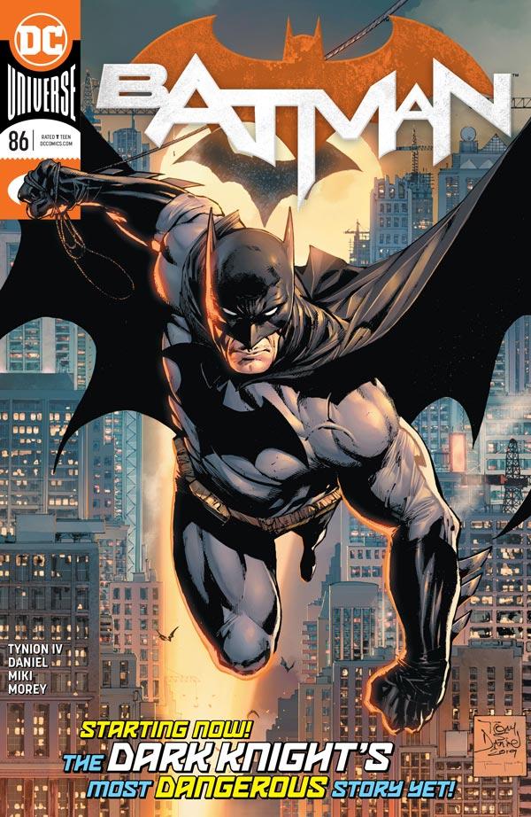 Бэтмен Том 3 #86, Batman Vol 3 #86 читать скачать комиксы онлайн