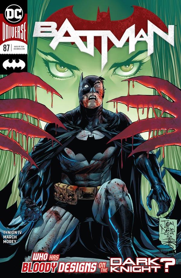 Бэтмен Том 3 #87, Batman Vol 3 #87 читать скачать комиксы онлайн