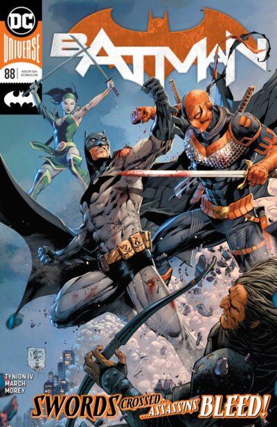 Бэтмен Том 3 #88, Batman Vol 3 #88 читать скачать комиксы онлайн