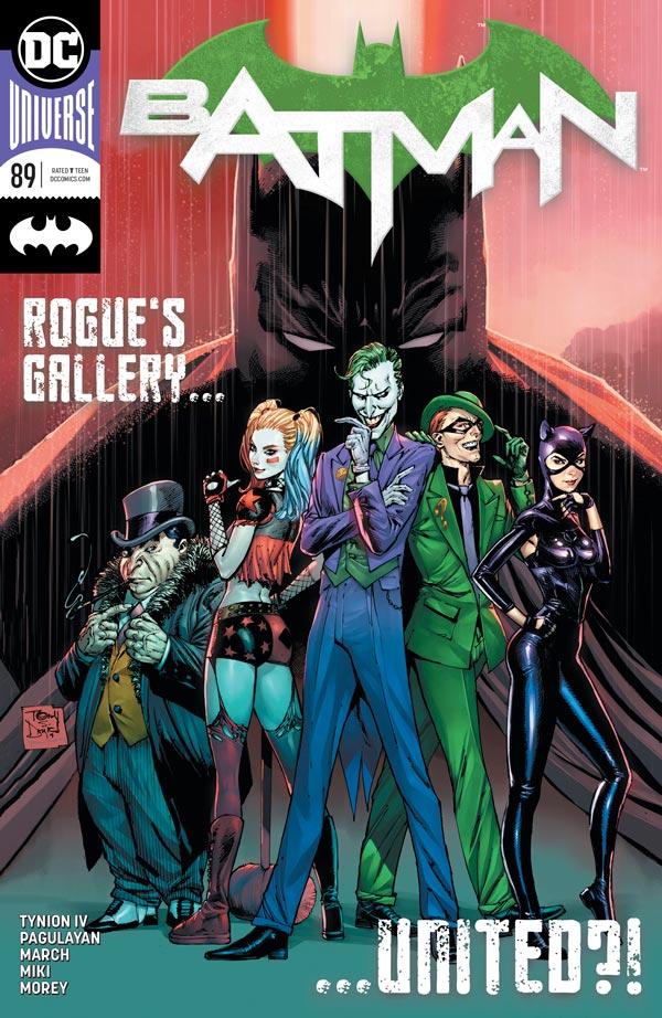 Бэтмен Том 3 #89, Batman Vol 3 #89 читать скачать комиксы онлайн