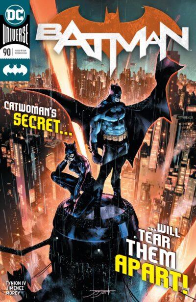 Бэтмен Том 3 #90, Batman Vol 3 #90 читать скачать комиксы онлайн