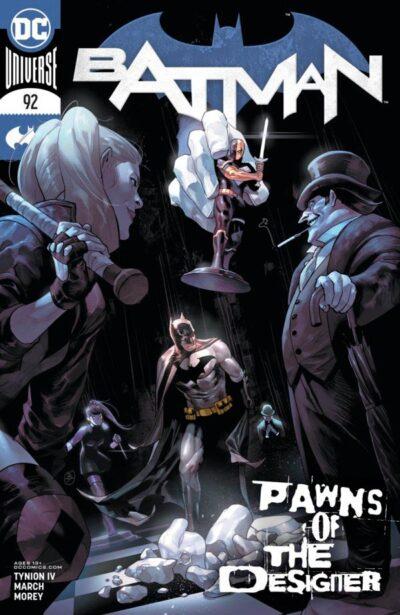 Бэтмен Том 3 #92, Batman Vol 3 #92 читать скачать комиксы онлайн