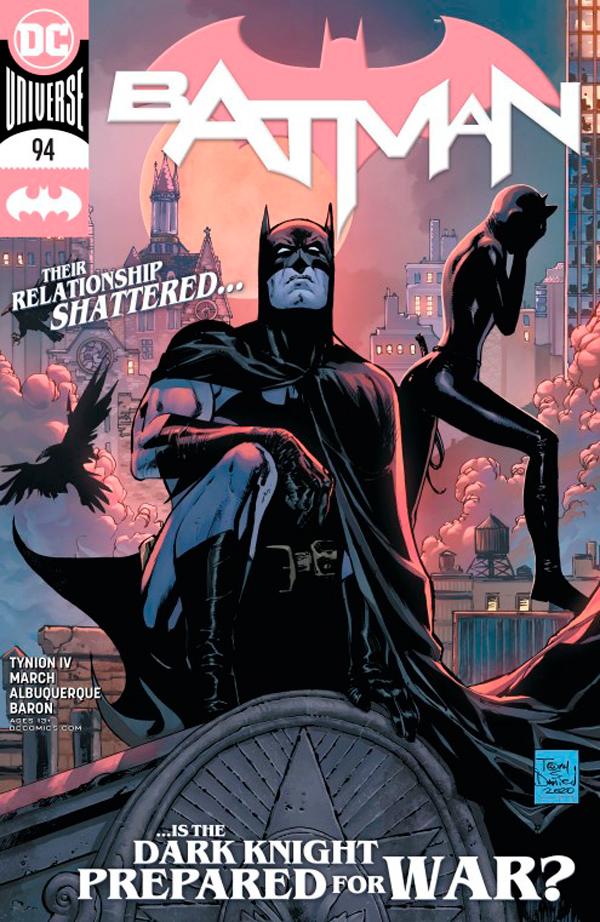 Бэтмен Том 3 #94, Batman Vol 3 #94 читать скачать комиксы онлайн