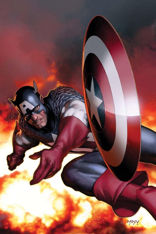 Капитан Америка (Captain America) биография персонажа, читать скачать комиксы Captain America
