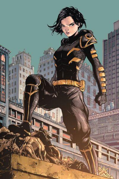 Cassandra Cain, Кассандра Кейн, Бэтгёрл, читать комиксы Бэтгёрл