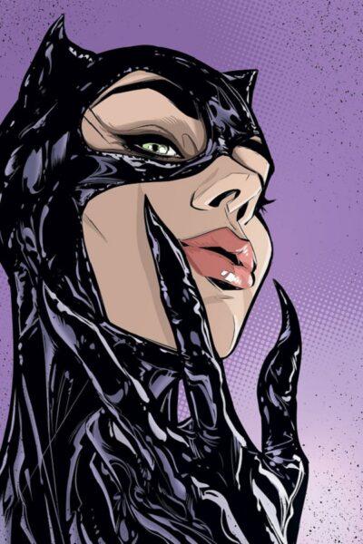 Женщина-Кошка (Catwoman) биография персонжажа, читать комиксы Женщина-Кошка (Catwoman)