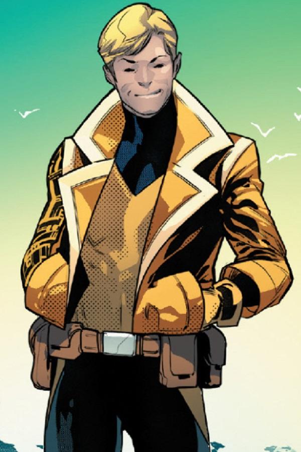 Cайпфер или Шифр (Cypher) - Дуглас Рамси (Douglas Ramsey), комиксы Новые Мутанты, комиксы Люди Икс