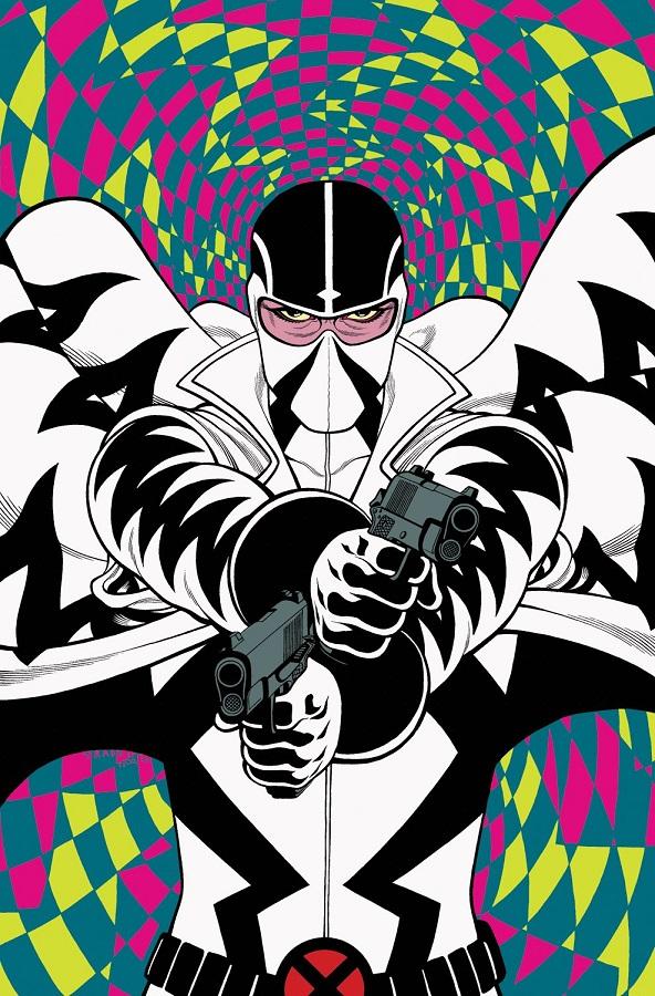 Фантомакс (Fantomex) биография персонажа, читать комиксы Люди-Икс Фантомакс (Fantomex)