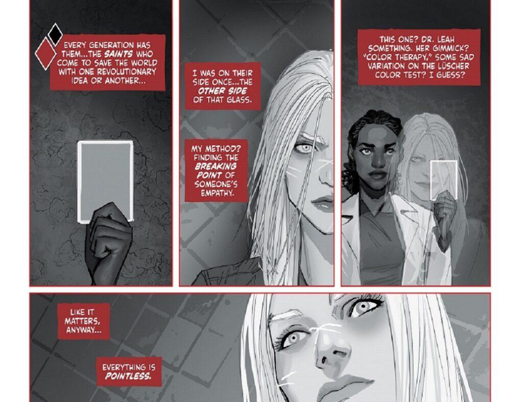«Харли Квинн: черный + белый + красный» (Harley Quinn: Black + White + Red) комиксы Харли Квинн читать