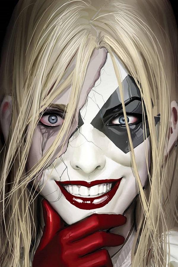 Харли Квинн (Harley Quinn) биография персонажа, читать комиксы Харли Квинн (Harley Quinn)