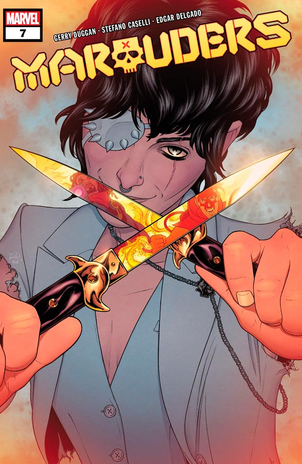 Marauders Vol 1 #7 Мародёры Том 1 #7 скачать/читать комиксы онлайн