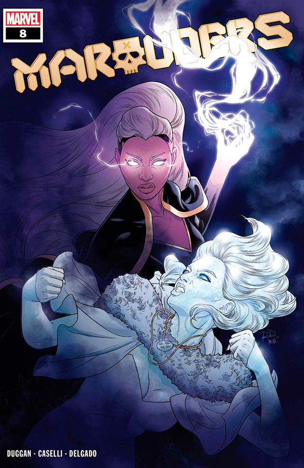 Marauders Vol 1 #8 Мародёры Том 1 #8 скачать/читать комиксы онлайн