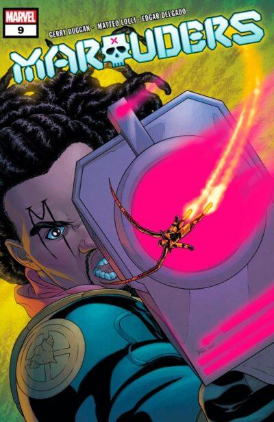 Marauders Vol 1 #9 Мародёры Том 1 #9 скачать/читать комиксы онлайн