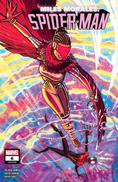 Miles Morales: Spider-Man Vol 1 #5 Майлз Моралес: Человек-Паук Том 1 #5 читать скачать комиксы онлайн