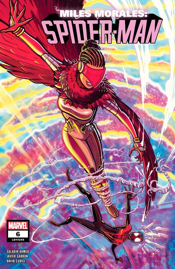 Miles Morales: Spider-Man Vol 1 #6 Майлз Моралес: Человек-Паук Том 1 #6 читать скачать комиксы онлайн