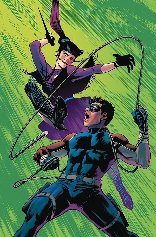 Nightwing #72 Vol 4, Найтвинг #72 Том 4 Альтернативная обложка