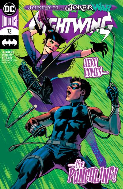 Найтвинг Том 4 #72, Nightwing Vol 4 #72 читать скачать комиксы