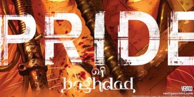 Pride of Baghdad, Хищник в Багдаде читать скачать комиксы онлайн