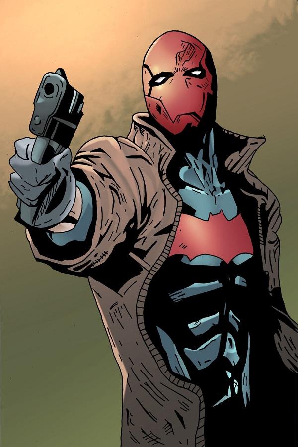 Red Hood, Красный Колпак, Джейсон Тодд биография персонажа, читать комиксы Робин