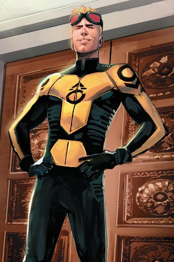 Пушечное ядро (Cannonball) — Сэм Гутри (Sam Guthrie), комиксы Новые Мутанты, комиксы Люди Икс