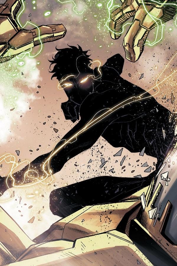 Sunspot - Роберто де Коста (Roberto de Costa), комиксы Новые Мутанты, комиксы Люди Икс
