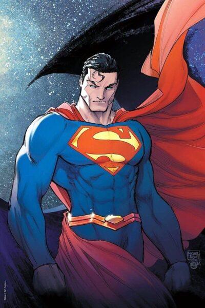 Superman, Биография Персонажа Супермен, комиксы Супермен