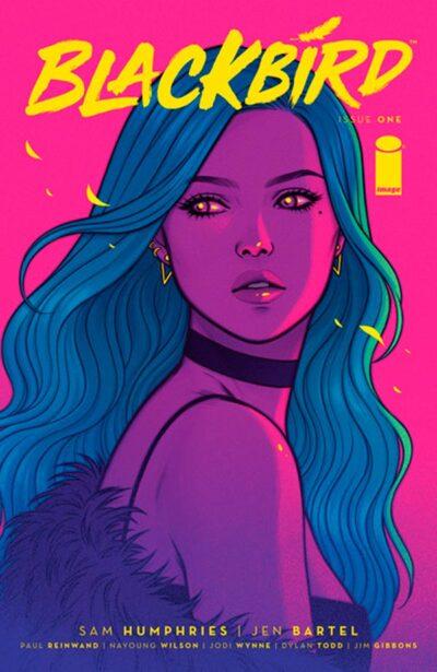 Blackbird #1,Блэкбёрд #1, читать комиксы онлайн