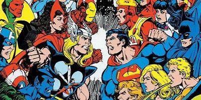 серия комиксов Year of the Villain читать скачать онлайн