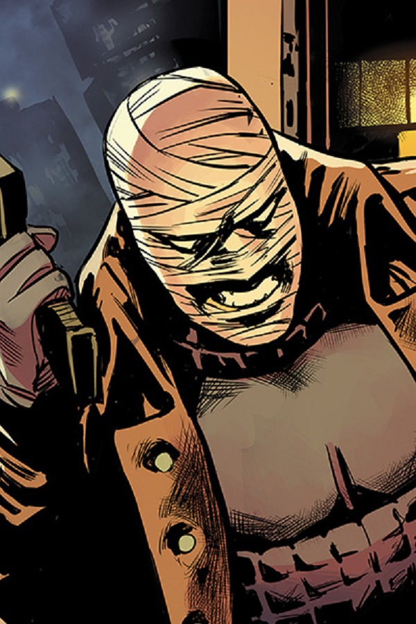 Биография персонажа Томас Эллиот (Thomas Elliot) Читать комиксы Бэтмен - Хаш (Бетмен - Hush)