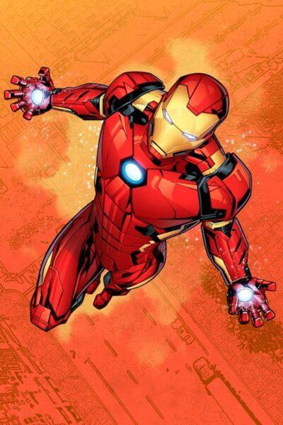 Железный Человек, Iron man , Тони Старк биография персонажа