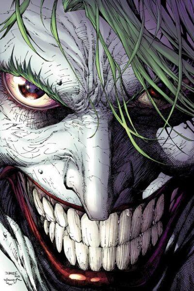 Джокер, Joker, биография персонажа Джокер, биография Красный Колпак, читать комиксы Бэтмен