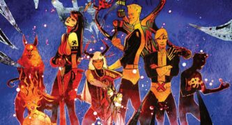 Новые Мутанты, New Mutants, комиксы Люди-Икс
